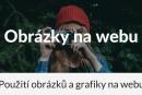 Obrázky a grafika na webu a jejich licence