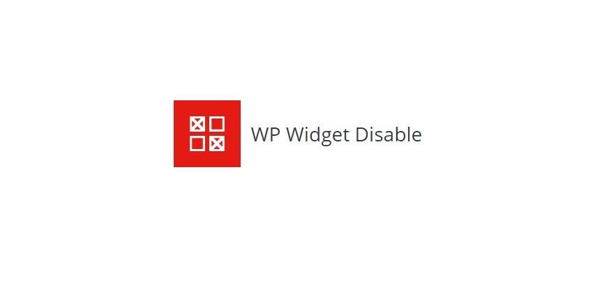 Nebuď bordelář: Jak ve WordPressu zakázat nechtěné widgety (a proč vlastně)?
