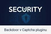 Captcha plugin s 300 000 instalacemi obsahuje backdoor