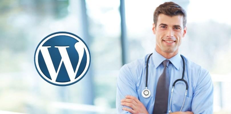 Nejlepší WordPress šablony pro medicínu, zdraví a krásu