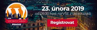 Prague WordCamp 2019