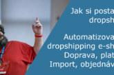Webinář – vlastní Dropshop pomocí WooCommerce