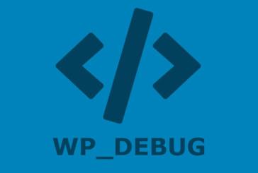 Co je zobrazování chyb ve WordPressu neboli debug