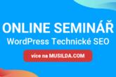 Webinář Technické SEO ve WordPressu