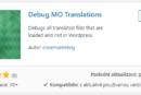 Jak zjistit, odkud se načítá překlad